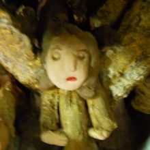 Annie Hooper's statues