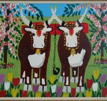 Back to Canada and Maud Lewis