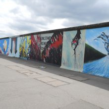 Berlin wall photos