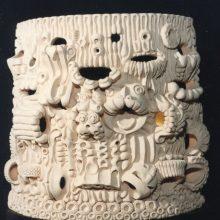Ceramic artist Serge (Friedrich) von Engelhardt (1913 - 2007)